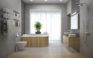 What Should You Do If Your Kitchen Is Next to Your Bathroom?