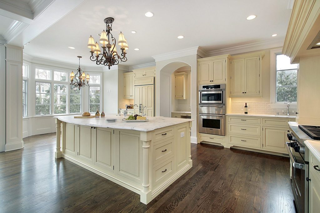 luxurious kitchen remodeling contractors