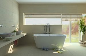 modern bathroom design from Bath Remodeling Contractors